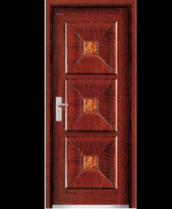 Cửa thép vân gỗ chống cháy Galaxy đặc biệt thích hợp lắp ở vị trí cửa ra vào, cửa đi, cửa ban công các công trình biệt thự, nhà phố, chung cư cao cấp, văn phòng…