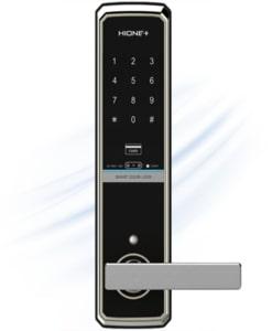 Khóa thẻ từ mật mã Hione+ H2300