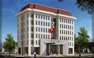 Lắp cửa thép chống cháy Trụ sở Công an huyện Ứng Hòa